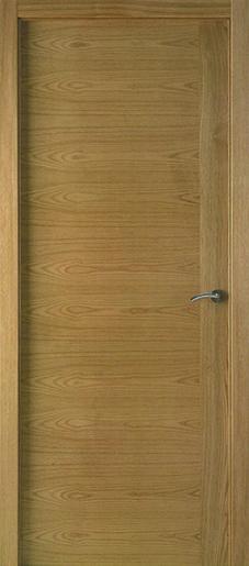Puerta lacada blanca tesesa mi casa puertas entrada e for Puertas de madera interiores