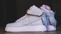 reputable site 7160d e3933 Nike Air Force 1 High SL Easter Fringues, Chaussure, Mode Femme,  Photographies,