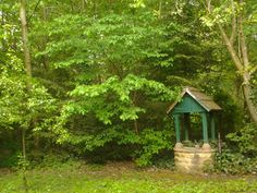 My father built it years ago. The well in the garden 02 Coffee Table Books, Focal Length, Aperture, Shutter Speed, Detailed Image, Wellness, Cabin, Landscape, House Styles