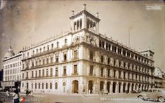 Palacio Municipal  ( 1930-1950 )