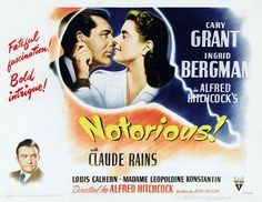 Image result for notorious 1946