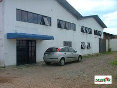 Galpão / Barracão para locação Área construída: 1.050,00 m² Cidade: Curitiba