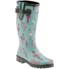 flamingo rubber gardening boots | shop shoes boots chooka boots women s shoes bags chooka pink pingos ...
