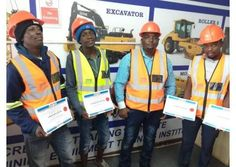 Construction/Heavy Machinery Classes aMatikulu, CETA And TETA Accredited Machinery Training for those who wanted to join our courses . Co2 Welding, Argon Welding, Drilling Rig, Business Offer, Heavy Machinery, Diversity, South Africa, Training, Technology