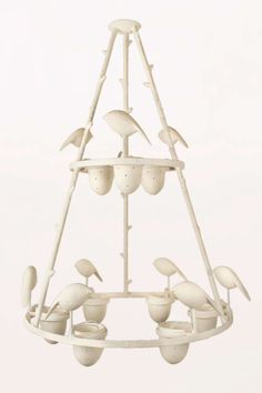 Chandelier By Jacques Darbaud circa 1990   From a unique collection of antique and modern chandeliers and pendants  at http://www.1stdibs.com/furniture/lighting/chandeliers-pendant-lights/