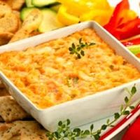 Olive Garden stopped making my fave appetizer, the seafood dip. I made this today and it tastes JUST LIKE IT!!