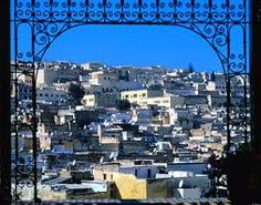 Can't believe my 'baby' will be in Fes, Morocco this month. Jealous!