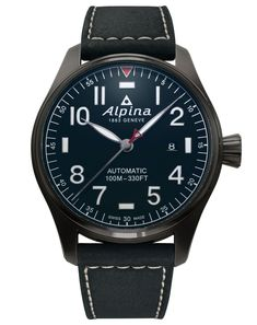 Discover the Alpina STARTIMER PILOT AUTOMATIC MICHAEL GOULIAN TEAM SPECIAL (ref. AL-525NN4TS6) today.