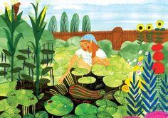 Kinder, Gentler Gardening: Our down-to-earth guide to growing biodynamic veggies
