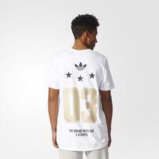 adidas - Men's 03 Star Tee
