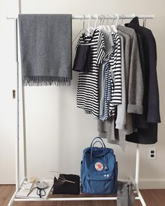 """88 Likes, 6 Comments - audrey✨✨ (@audrisanssouci) on Instagram: """"12 items of clothing x (11 days in Winnipeg + 1 day plane-hopping) = i tried to pack light  . . .…"""""""