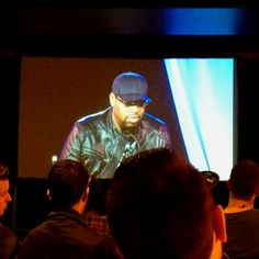 Nathan Morris from Boyz II Men visited Full Sail today. Much respect to him for 20 years making music he loves to make.