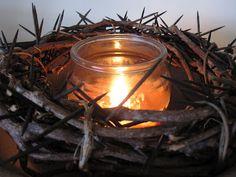 Possible focal point for lenten prayer?