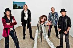 Aerosmith fecha Monsters of Rock com baixa na formação | Veja fotos - Yahoo OMG! Brasil