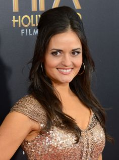 Danica McKellar arrives at the 19th Annual Hollywood Film Awards at The Beverly Hilton Hotel on November 1, 2015 in Beverly Hills, California.