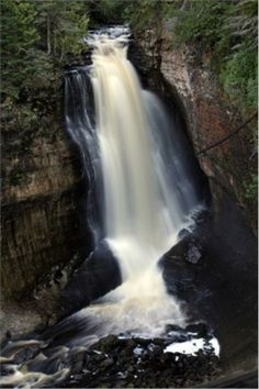 Miner's Falls, Munising Michigan