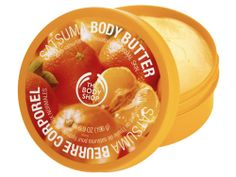 Body: The Body Shop Body Butters