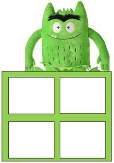 Het Kleurenmonster: SEO/Ik (Emoties/algemeen) Ice Breakers, Feelings And Emotions, School Resources, Dinosaur Stuffed Animal, Kindergarten, Homeschool, Monsters, Teaching, Activities