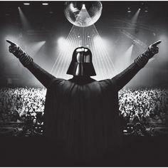 The DJ Darth Vader Edition