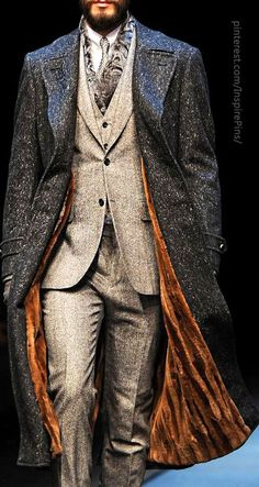 Canali Autumn (Fall) / Winter 2013 men's-yes yes yeeeees! tony conway! yeees! lol