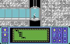 Impossible Mission (c64 - EPYX) We played this ALL THE TIME. Since it was a pirated copy, we never knew what the mission was