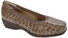 Zapatos anchos especial 675
