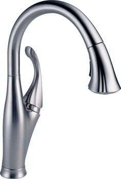 Addison Single Handle Pull Down Standard Kitchen Faucet
