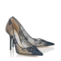 "Jimmy Choo | ""50 Shades of Blue: How To Pull Off Tonal Layering"" 