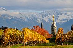 Rhone-Alpes, France.