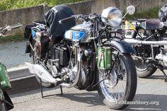 Terrot motorcycle 500сс