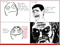Page 802 - Rage Comics - Ragestache Laugh Till You Cry, Have A Laugh, Funny Picture Quotes, Funny Photos, Funny As Hell, The Funny, Rage Faces, Funny Comebacks, Rage Comics