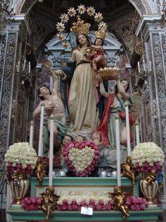 A wonderful Shrine in Sicily