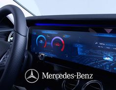"""Infotainment user interface design for mercedes benz. Check out new work on my @Behance portfolio: """"Automotive design - Infotainment user interface"""" http://be.net/gallery/38252661/Automotive-design-Infotainment-user-interface"""