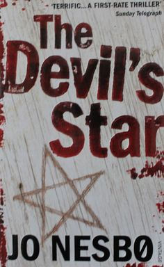 The Devil's Star by Jo Nesbo - reading this right now, so good!