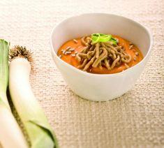 Passatelli di ceci in crema di zucca - Tutte le ricette dalla A alla Z - Cucina Naturale - Ricette, Menu, Diete