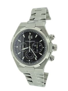 Stainless Steel Vacheron et Constantin Overseas Chronograph Watch from Baer & Bosch Auctioneers.