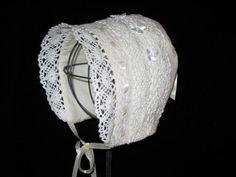 Elegant Country Baby Bonnet - CraftStylish