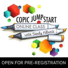 Class: Copic Jumpstart