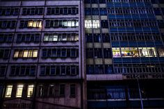 Photo by @petekmuller/@prime_collective. Office buildings in downtown #Harare #Zimbabwe at dusk. Harare is one of my favorite capital cities on the continent. While in a state of some disrepair due to a faltering economy it remains a beautiful city with a cool historic vibe. Many of its avenues are wide and lined with beautiful Jacaranda trees. #Africa #city #urban by natgeo