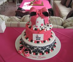 baby shower cakes from cinderella cakes bakery | cc babyshower 112 baby shower showers