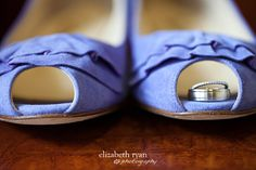 #wedding #shoes and #rings