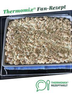 Streuselkuchen mit Hefeteig von jonas140500. Ein Thermomix ® Rezept aus der Kategorie Backen süß auf www.rezeptwelt.de, der Thermomix ® Community.