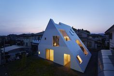 House in Utsunomiya par Suppose Design Office