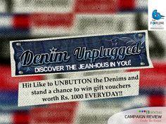 2013 Social Media Campaign - Denim Unplugged Campaign Review  #socialmedia #socialmedaiIndia  https://www.facebook.com/photo.php?fbid=592774984088749=a.583960938303487.1073741829.561471260552455=1