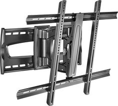 """Rocketfish™ - Full-Motion TV Wall Mount for Most 40"""" - 65"""" Flat-Panel TVs - Extends 10.2"""" - Black"""