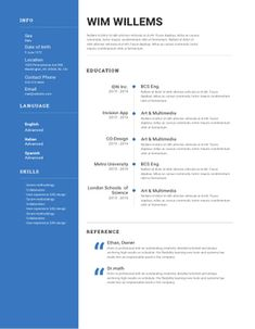 Online resume creator with a selection of the best resume templates. Industry-specific examples and expert tips to help you build a winning, tailored resume Resume Template Examples, Best Resume Template, Creative Resume Templates, Interview Answers, Interview Advice, Interview Questions, Resume Creator, Cv Maker, Job Cv