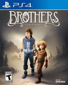 Em Brothers: A Tale of Two Sons você irá seguir a jornada épica de dois irmãos contra o mundo. Nele você deverá controlar os dois personagens ao mesmo tempo de uma maneira única.