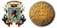 El Escudo de Venezuela en nuestras monedas. Capitanía General de Venezuela   1777-1811