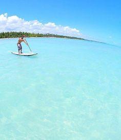 Praia de Antunes em Alagoas