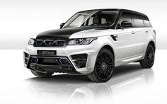 Range Rover Sport Winner by Larte Design Cover fx